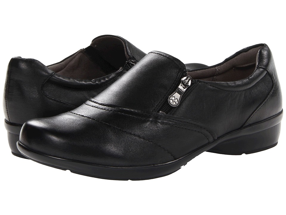 Naturalizer - Clarissa (Black Leather) Women