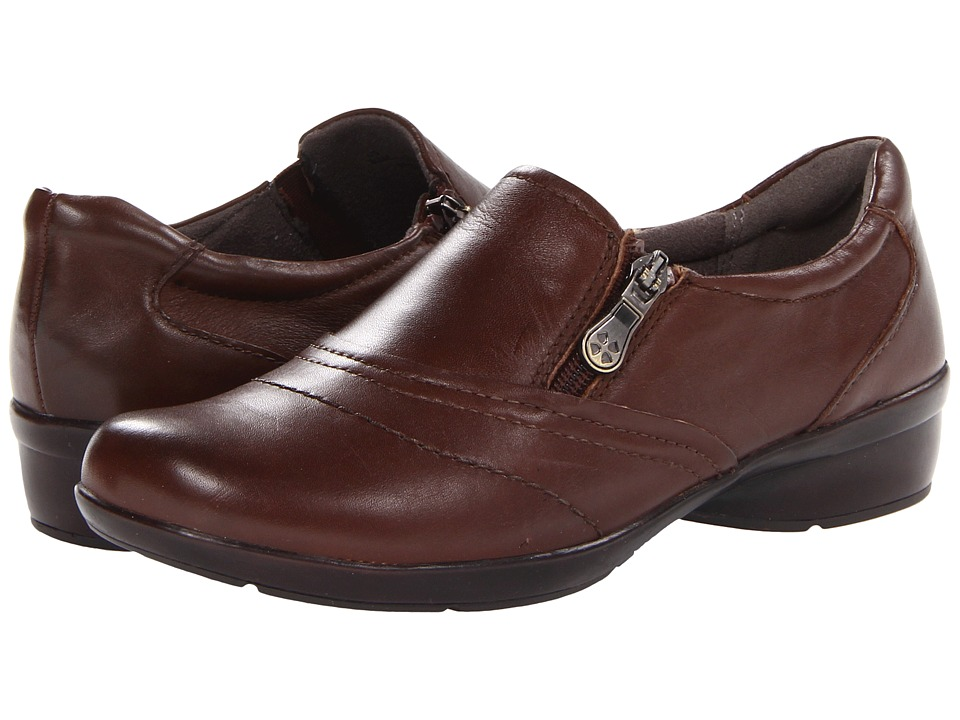 Naturalizer - Clarissa (Coffee Bean Leather) Women