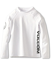 Volcom Kids - Solid L/S Thrashguard (Toddler/Little Kids)