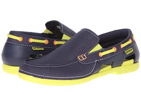 Crocs Men S Beach Line Boat Shoe Rubber Boat Shoes