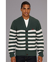 Boast - Textured Stripe Cardigan