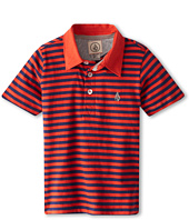 Volcom Kids - Wowzer Stripe Polo (Toddler/Little Kids)