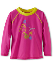 Speedo - UV Long Sleeve Sun Shirt (Toddler/Little Kids)