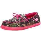 Mossy Oak Moccasin Slippers
