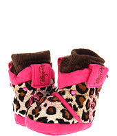M&F Western - Animal Print Cowboy Bootie Slippers (Infant/Toddler)