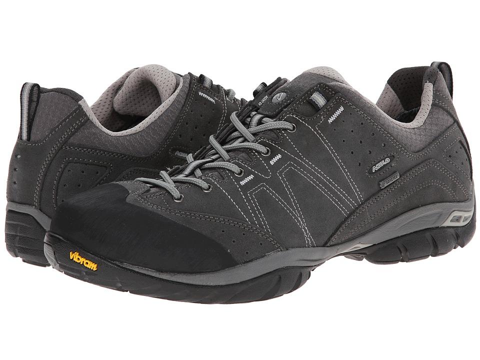Image of Asolo - Agent GV MM (Grafite) Men's Shoes