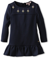 Juicy Couture Kids - Sparkle Stone Ponte Dress (Toddler/Little Kids/Big Kids)