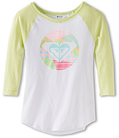 Roxy Kids - Sugar Town BL Raglan Tee (Big Kids)