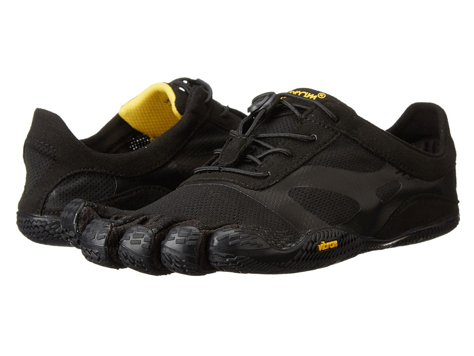 Vibram FiveFingers KSO EVO Black Mens Running Shoes