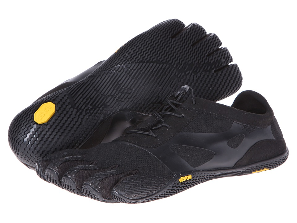 Vibram FiveFingers - KSO EVO (Black) Womens Shoes