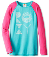Roxy Kids - Low Tide L/S Rashguard (Big Kids)