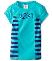 Roxy Kids - Roxy Escape Low Tide S/S Rashguard (Big Kids)