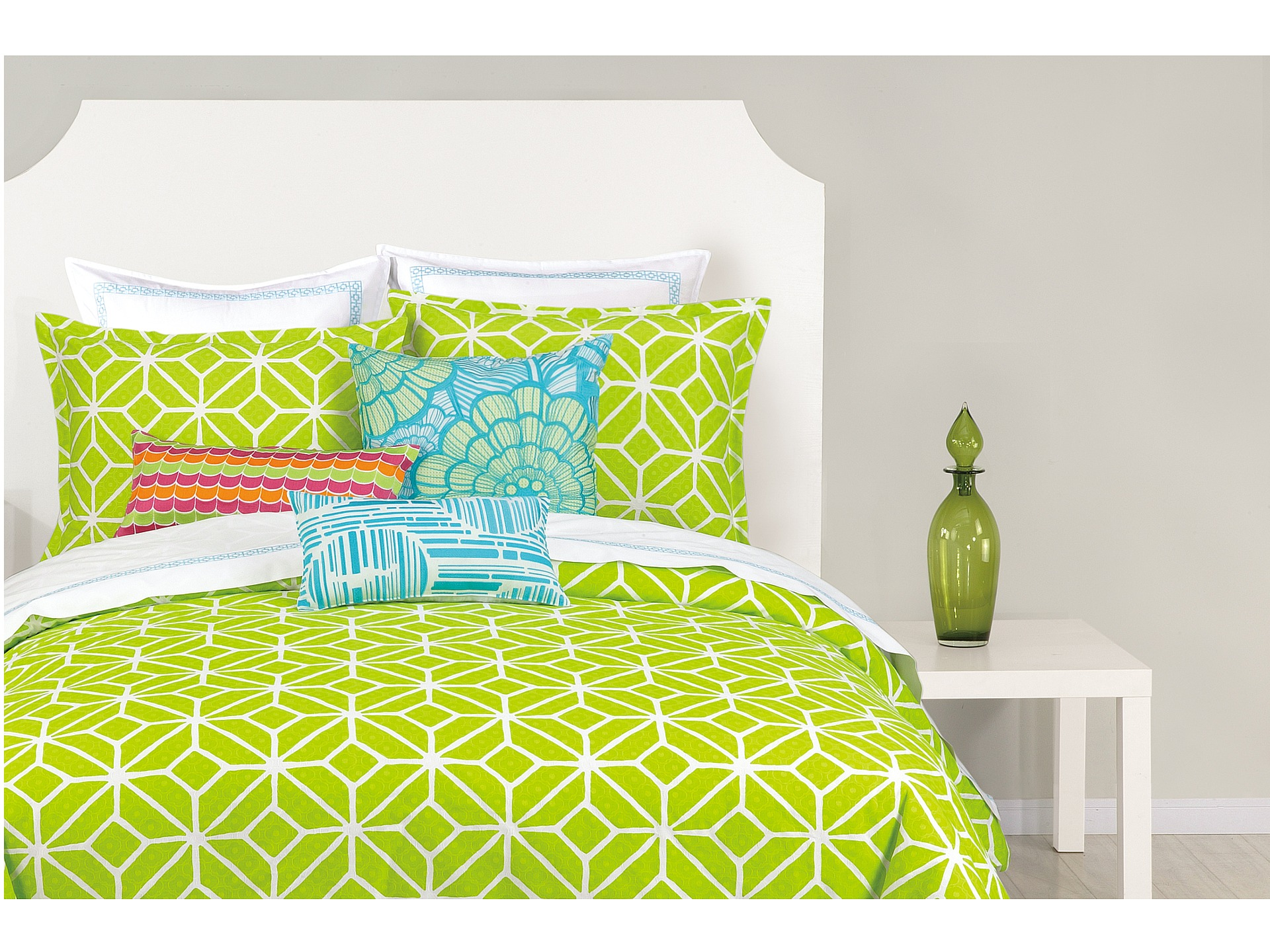 Trina Turk Trellis Comforter Set King Shipped Free At Zappos