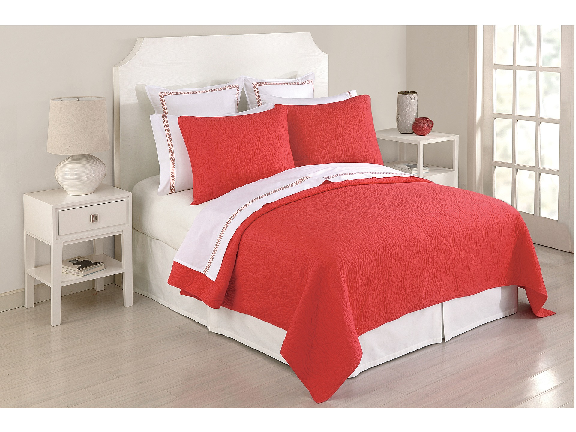 No Results For Trina Turk Santorini Coverlet Twin