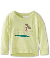 Roxy Kids - Surfer Chic N Raglan Tee (Toddler/Little Kids/Big Kids)