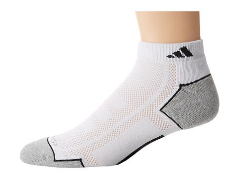 adidas Climacool® II 2-Pack Low-Cut Socks