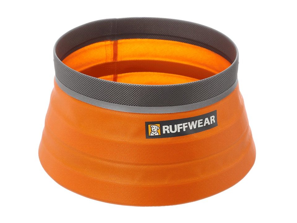 Ruffwear Bivy Bowl Campfire Orange Dog Accessories
