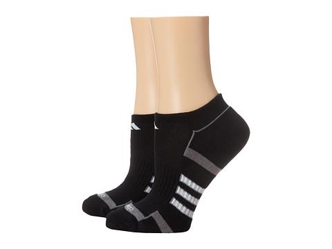adidas Climalite® II 2-Pack No Show Socks