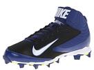 Nike Huarache Keystone Mid (Black/Blue/White)