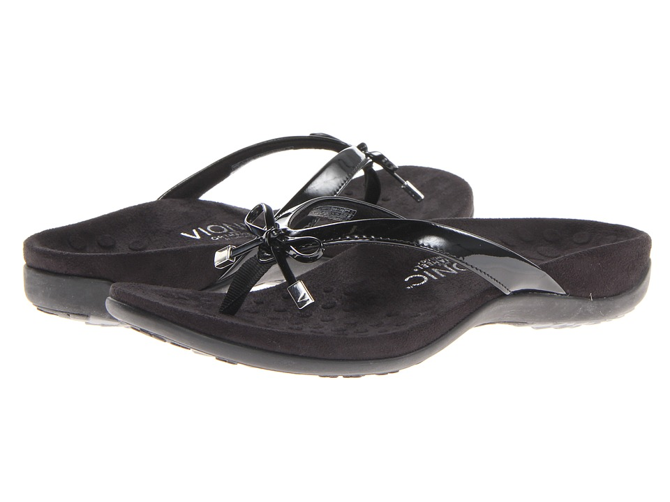 VIONIC Bella II (Black) Sandals