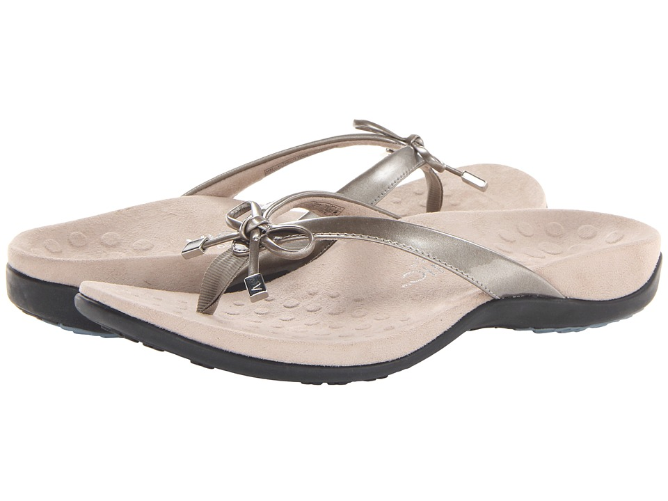 VIONIC Bella II (Pewter) Sandals