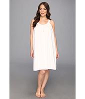 Carole Hochman - Plus Size Solid Short Nightgown