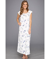 Carole Hochman - Garden Daisies Long Nightgown