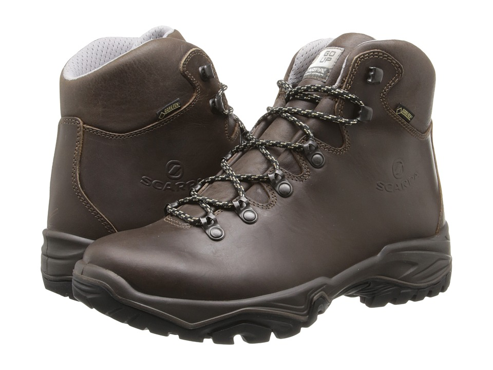 Scarpa - Terra GTX(r) (Brown) Women's Hiking Boots
