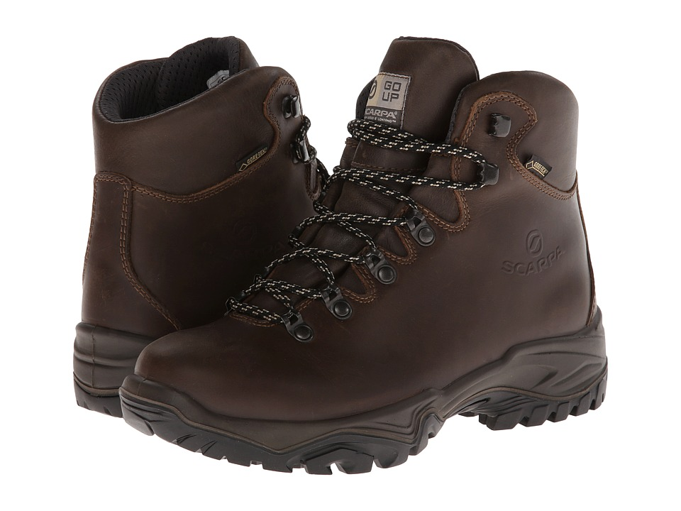 Scarpa - Terra GTX (Brown) Men