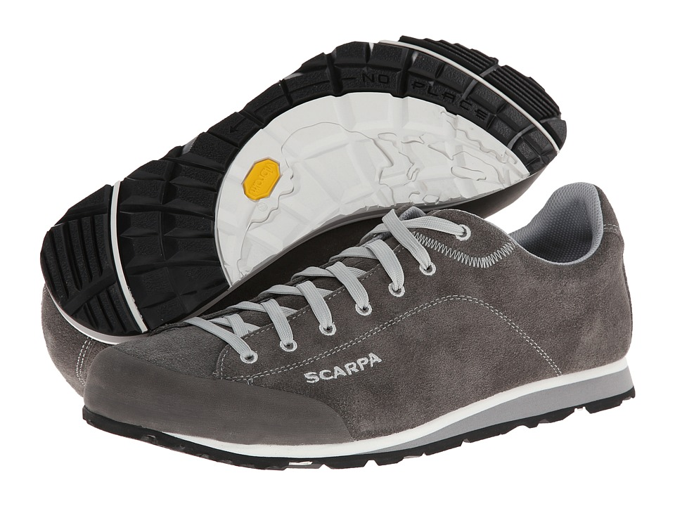 Scarpa Margarita Dark Grey Mens Shoes
