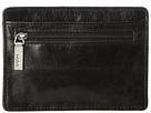 Hobo Euro Slide (Black Vintage Leather)