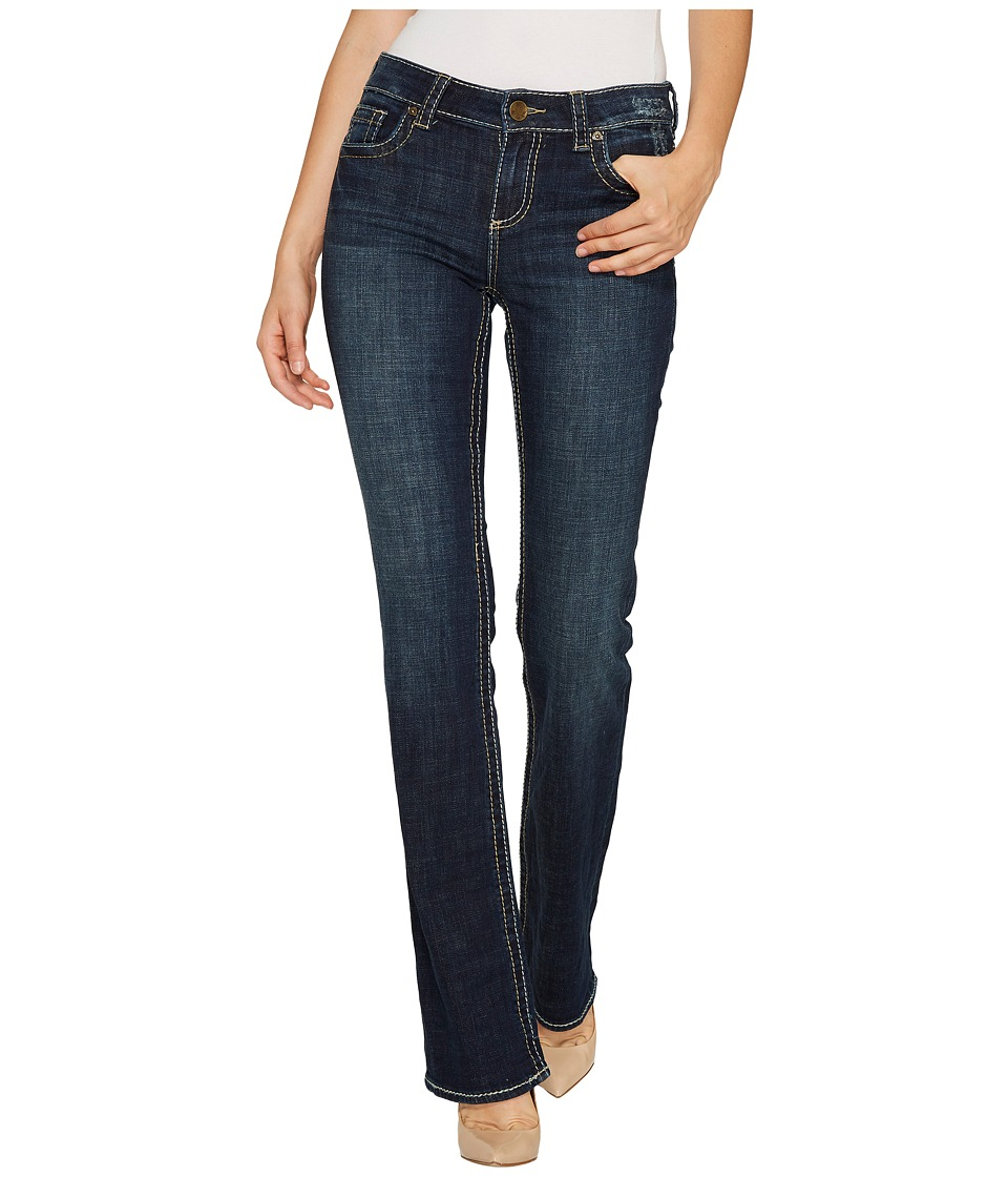 KUT from the Kloth Natalie Bootcut Long Inseam in Vagos (Vagos) Women