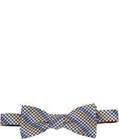 Original Penguin - Utica Check To-Be-Tied Bowtie