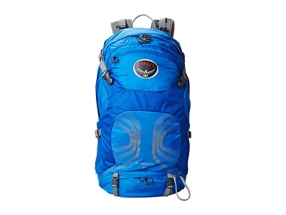 Osprey - Stratos 34 (Harbor Blue) Backpack Bags