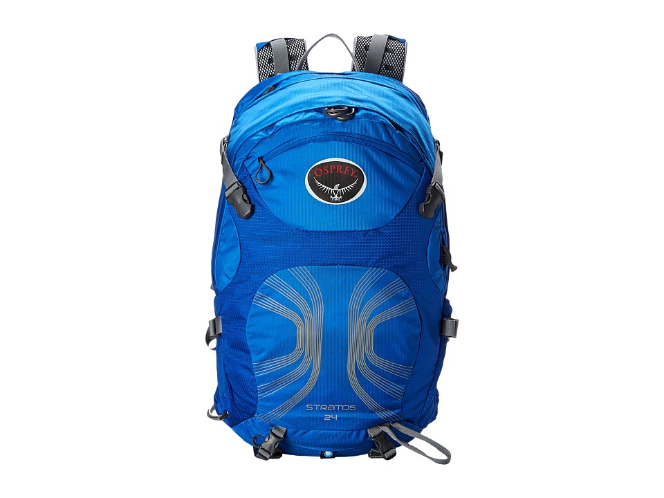 Osprey - Stratos 24 (Harbor Blue) Day Pack Bags