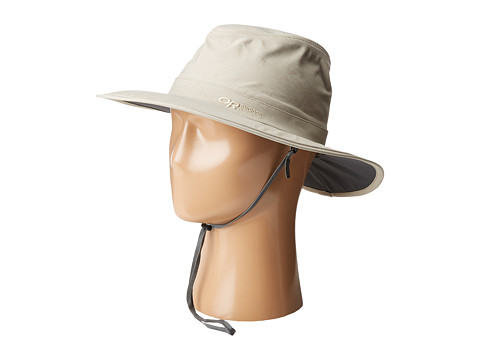 Outdoor Research Olympia Rain Hat - Cairn