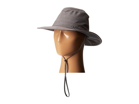 Outdoor Research Olympia Rain Hat - Pewter