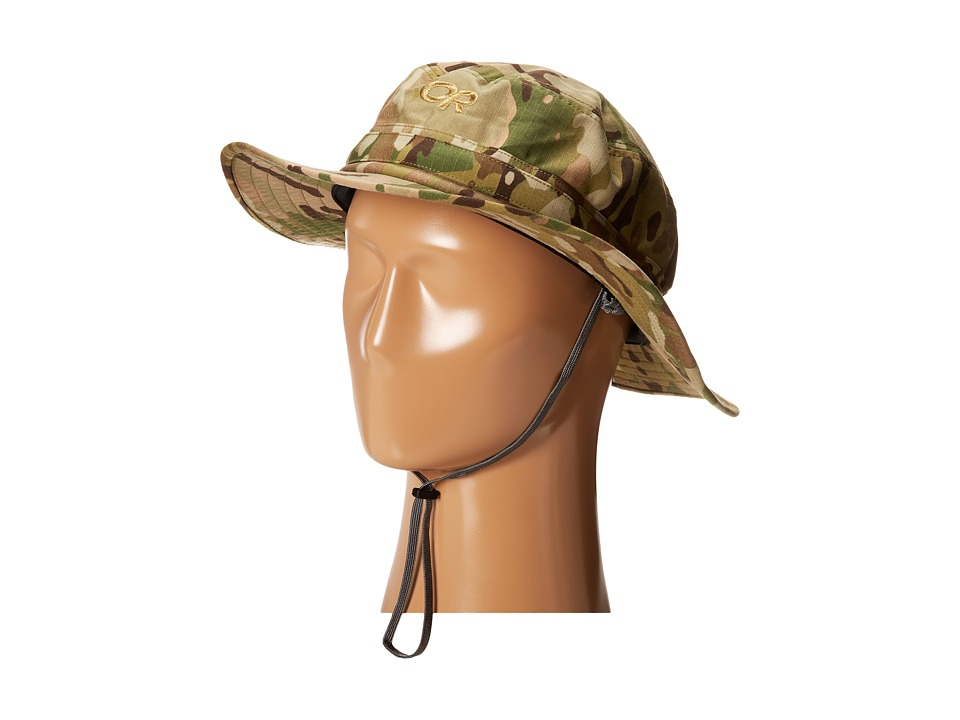 Outdoor Research - Helios Sun Hat (Multicam) Casual Visor