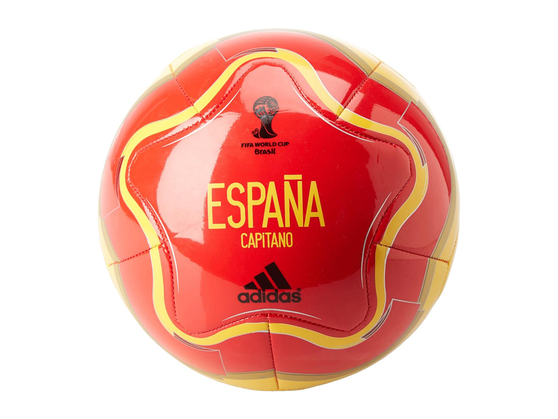 In Spain Adidas Olp 14 Capitano Soccer Ball Zapposcom Free