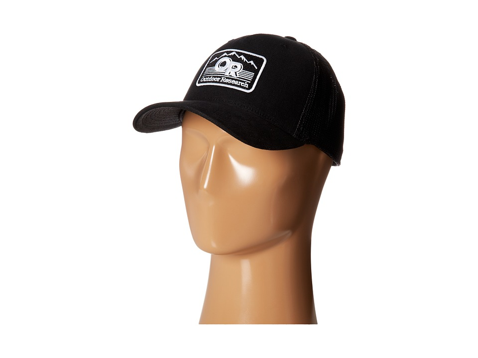 Outdoor Research Advocate Cap Black Caps