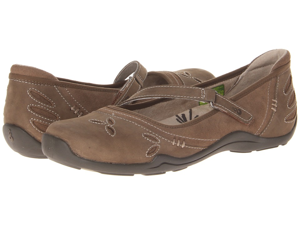 Image of Ahnu Gracie (Chocolate Chip) Women's Shoes