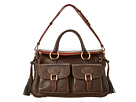 Dooney & Bourke Satchel with Pockets