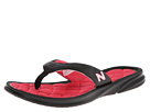 New Balance Rev II Thong Black, Pink Shoes