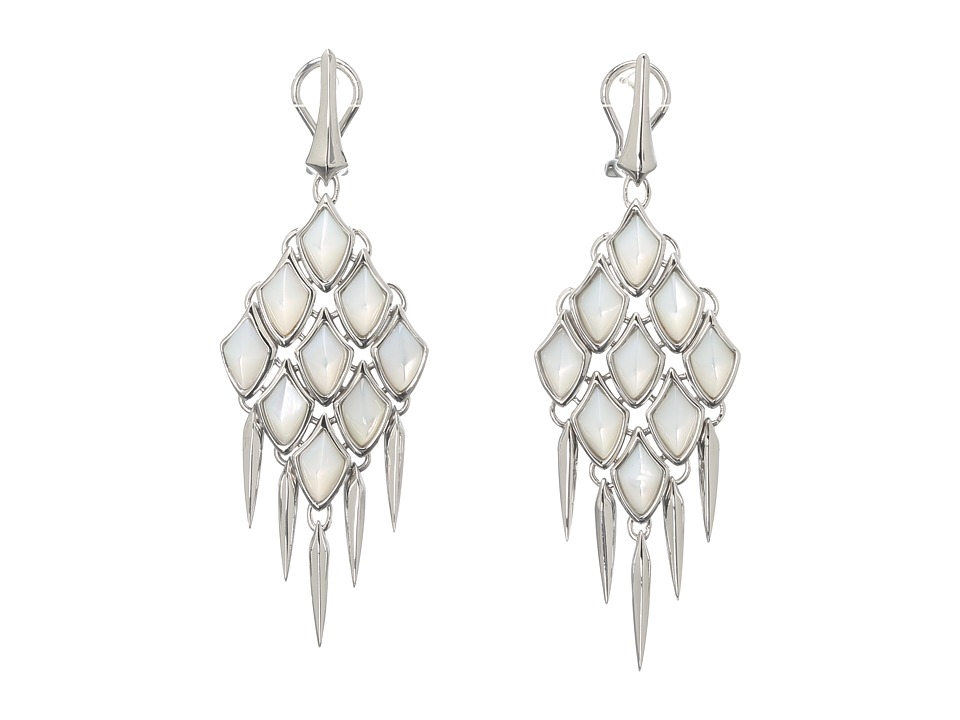 Stephen Webster - Verne Large Earrings with Hanging Daggers