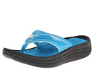 New Balance Revive Thong Black, Blue Shoes