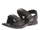 New Balance Rev PlusH20 Sandal II Dark Brown Shoes
