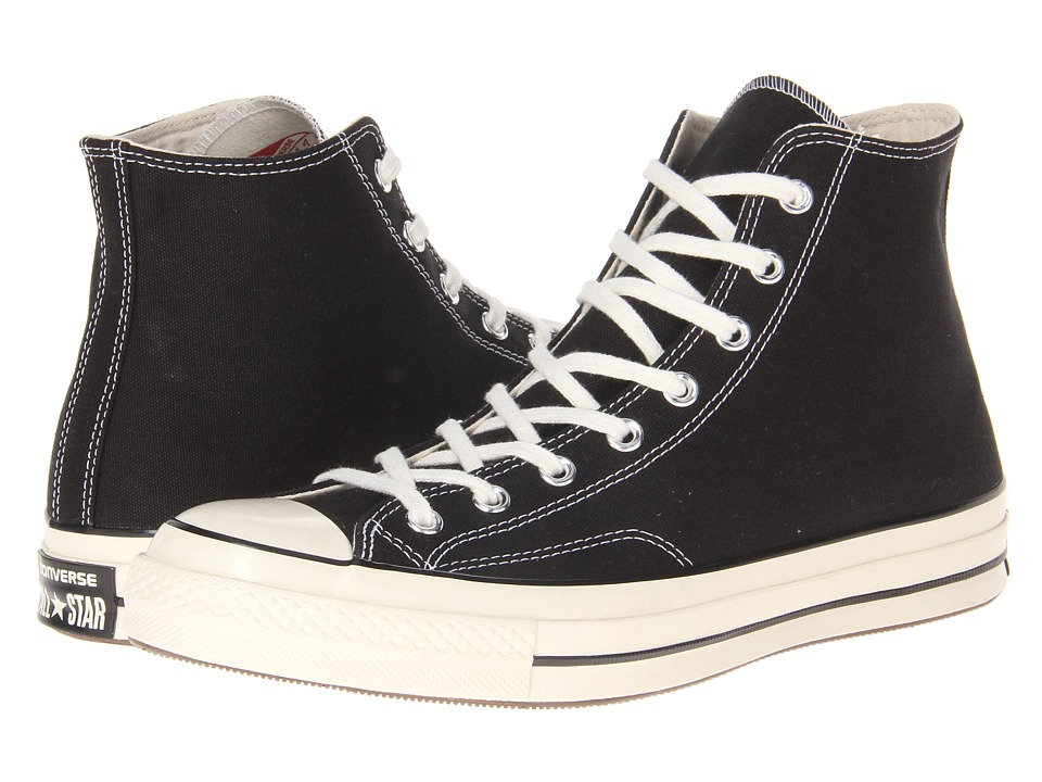 Converse Chuck Taylor All Star 70 Hi Black Athletic Shoes