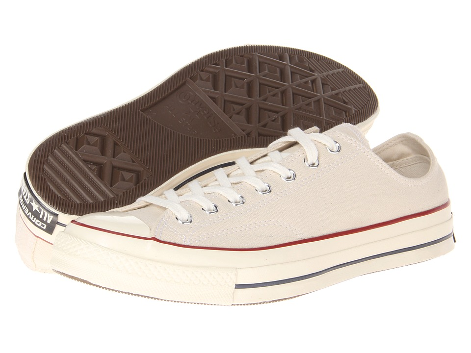 Converse Chuck Taylor All Star 70 Ox Parchment Athletic Shoes