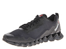 Reebok - Zigultra Crush (Black/Gravel/Graphite) -