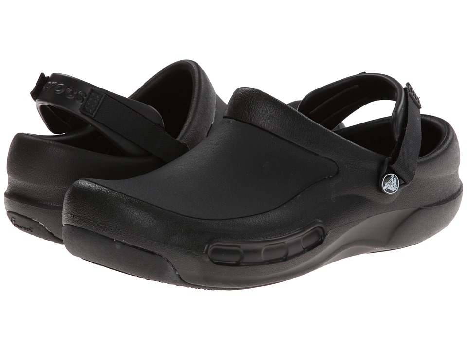 Crocs - Bistro Pro (Black) Shoes